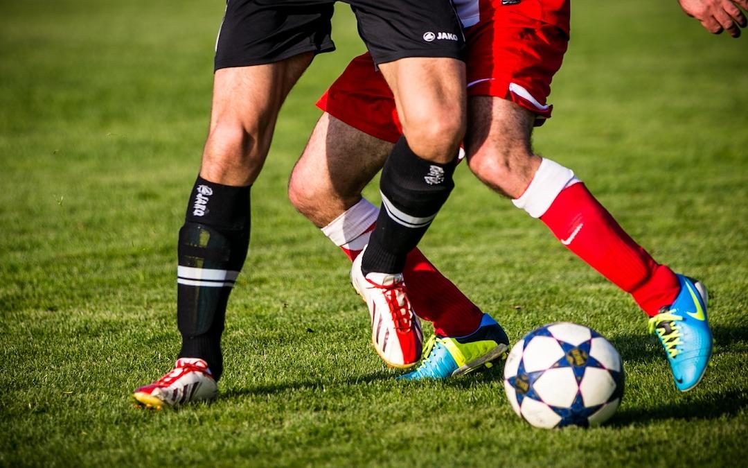 Fußball: ein gesunder Sport
